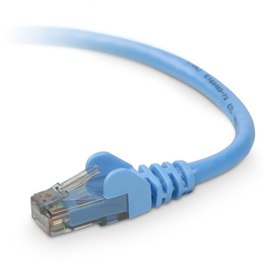 CAT6 Ethernet Patch Cable Snagless, RJ45, M/M Learn about and buy the Belkin CAT6 Snagless Black Networking Cable. Premium network cable with molded strain relief for clean clear transmission.