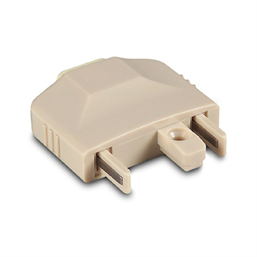 Telephone Plug Adaptor Allows you to connect a modular plug into a standard telephone socket.