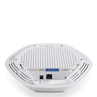 Linksys LAPAC1200 Business AC1200 Dual-Band Access Point -$ BackViewImage