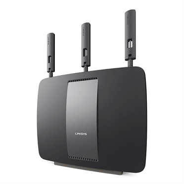 Linksys EA9200 AC3200 Tri-Band Smart Wi-Fi Wireless Router -$ FrontViewImage
