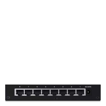 Linksys LGS108 8-Port Business Desktop Gigabit Switch -$ FrontViewImage