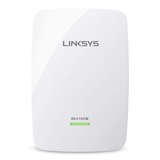 Extensor de red Wi-Fi de doble banda N600 Linksys RE4100W - Image