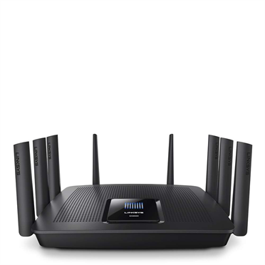 Linksys EA9500 Max-Stream™ AC5400 Tri-Band Wi-Fi Router - HeroImage