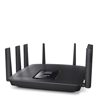 Linksys EA9500 Max-Stream™ AC5400 MU-MIMO Gigabit Router -$ FrontViewImage