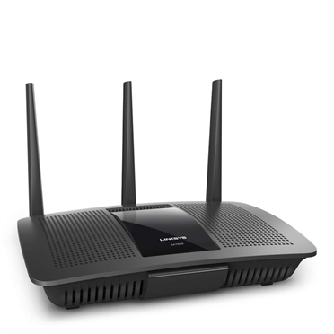 Linksys EA7500 Max-Stream™ AC1900 MU-MIMO Gigabit Router -$ SideView1Image