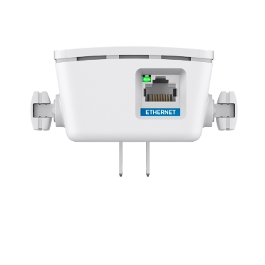 Linksys RE6300 AC750 BOOST Wi-Fi Range Extender -$ SideView1Image