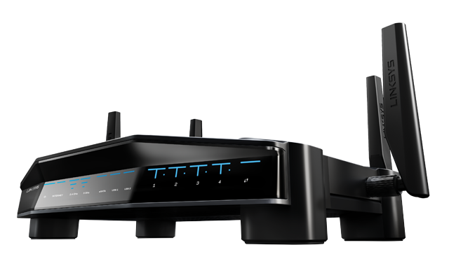 the Linksys WRT32X Gaming Router