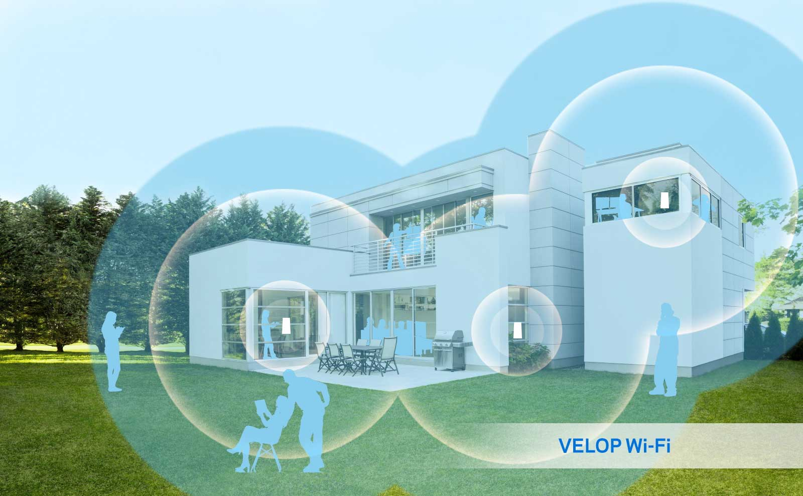 Velop Whole-Home Mesh Wi-Fi