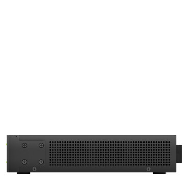 Switch PoE+ 24 ports Gigabit Linksys Business LGS124P à monter sur rack -$ SideView1Image