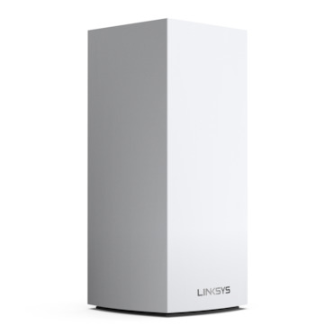 Système Wi-Fi 6 Intelligent Mesh Multiroom triple bande Linksys Velop AX4200, pack de 1 -$ FrontViewImage