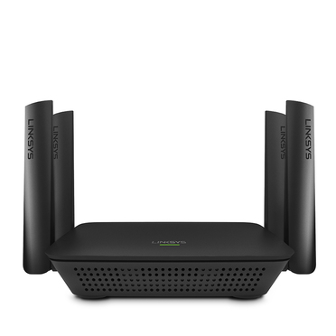 Linksys RE9000 MU-MIMO WiFi Extender -$ FrontViewImage