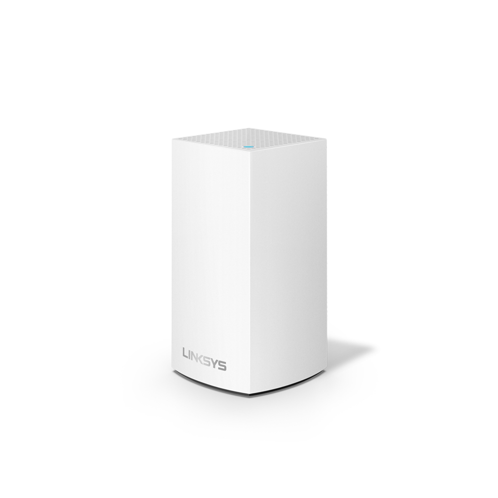 Linksys Velop Intelligent Mesh WiFi System, 1-Pack White (AC1300) -$ HeroImage