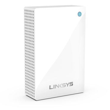 Linksys Velop Whole Home Intelligent Mesh WiFi System Plug-In Node -$ SideView1Image