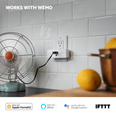 Wemo Mini Smart Plug Bundle 3-Pack