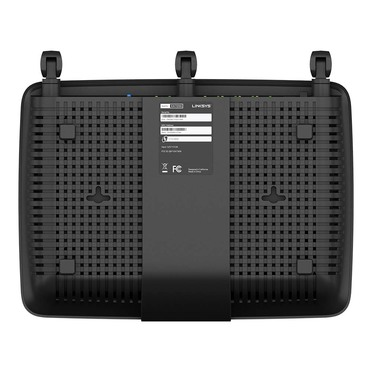 Linksys MAX-STREAM™ AC1750 WiFi 5 Router -$ SideView1Image