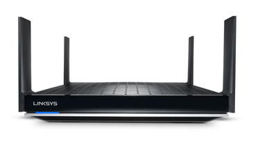 Linksys Max-Stream EA9350 Dual-Band WiFi Router, AX4500 MU-MIMO -$ FrontViewImage