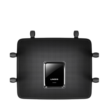 Linksys EA9300 Max-Stream AC4000 Tri-Band WiFi Router -$ TopViewImage