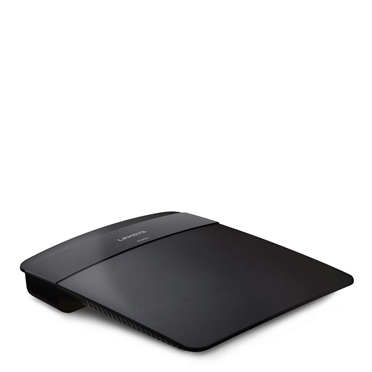 Linksys E1200 N300 Wi-Fi Router -$ FrontViewImage
