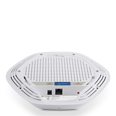 Linksys LAPAC1750 Business AC1750 Dual-Band Access Point -$ BackViewImage