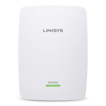 Linksys RE3000W N300 Wireless Range Extender -$ HeroImage