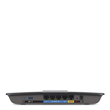 Linksys EA6400 AC1600 Dual-Band Smart WiFi Router -$ FrontViewImage
