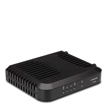 Linksys DPC3008 Advanced DOCSIS 3.0 Cable Modem -$ SideView1Image