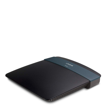 Linksys EA2700 N600 Dual-Band Wi-Fi Router -$ FrontViewImage