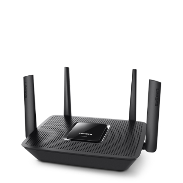 Linksys EA8300 Max-Stream AC2200 Tri-Band WiFi Router -$ HeroImage