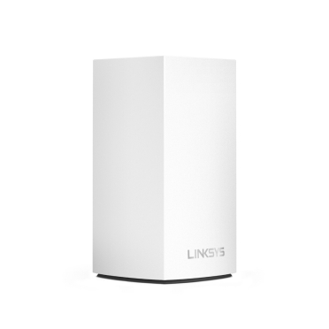 Linksys Velop Whole Home Intelligent Mesh WLAN-System, Dual-Band, 2er-Pack -$ SideView1Image