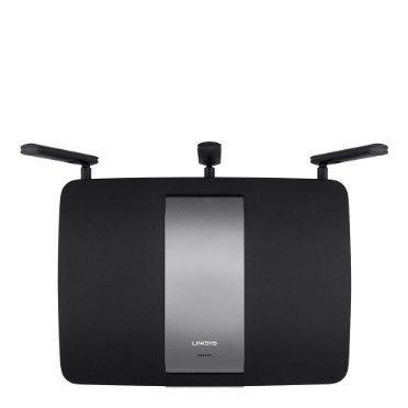 Linksys EA6900 AC1900 Smart WiFi Dual-Band Router -$ SideView1Image