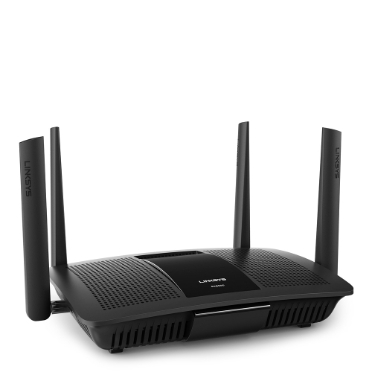 Linksys MAX-STREAM MU-MIMO EA8500 Smart Wi-Fi Router -$ FrontViewImage