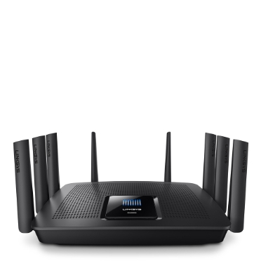 Linksys EA9500 Max-Stream™ AC5400 MU-MIMO Gigabit WiFi Router -$ HeroImage