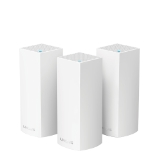 Linksys Velop Whole Home Intelligent Mesh WiFi System, Tri-Band, 3-pack - Image