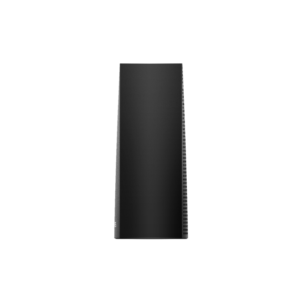 Linksys Velop Intelligent Mesh WiFi System, Tri-Band, 3-Pack Black (AC6600) -$ SideView1Image