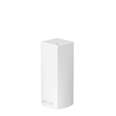 Linksys Velop Whole Home Intelligent Mesh WiFi System, Tri-Band, 1-pack -$ HeroImage