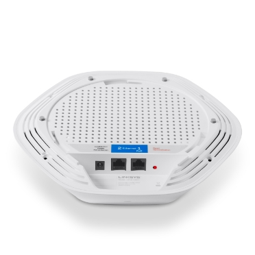 Linksys LAPAC2600 Business Pro Series Wireless-AC Dual-Band Wave 2 MU-MIMO Access Point -$ SideView1Image