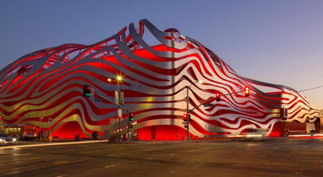 Linksys Helps the Petersen Automotive Museum Office Switch Gears