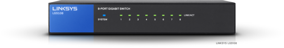 Linksys Business Switches - Managed, Unmanaged, Smart
