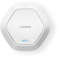 Point d'accès Linksys Cloud