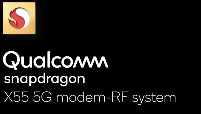 Logo Snapdragon™ de Qualcomm