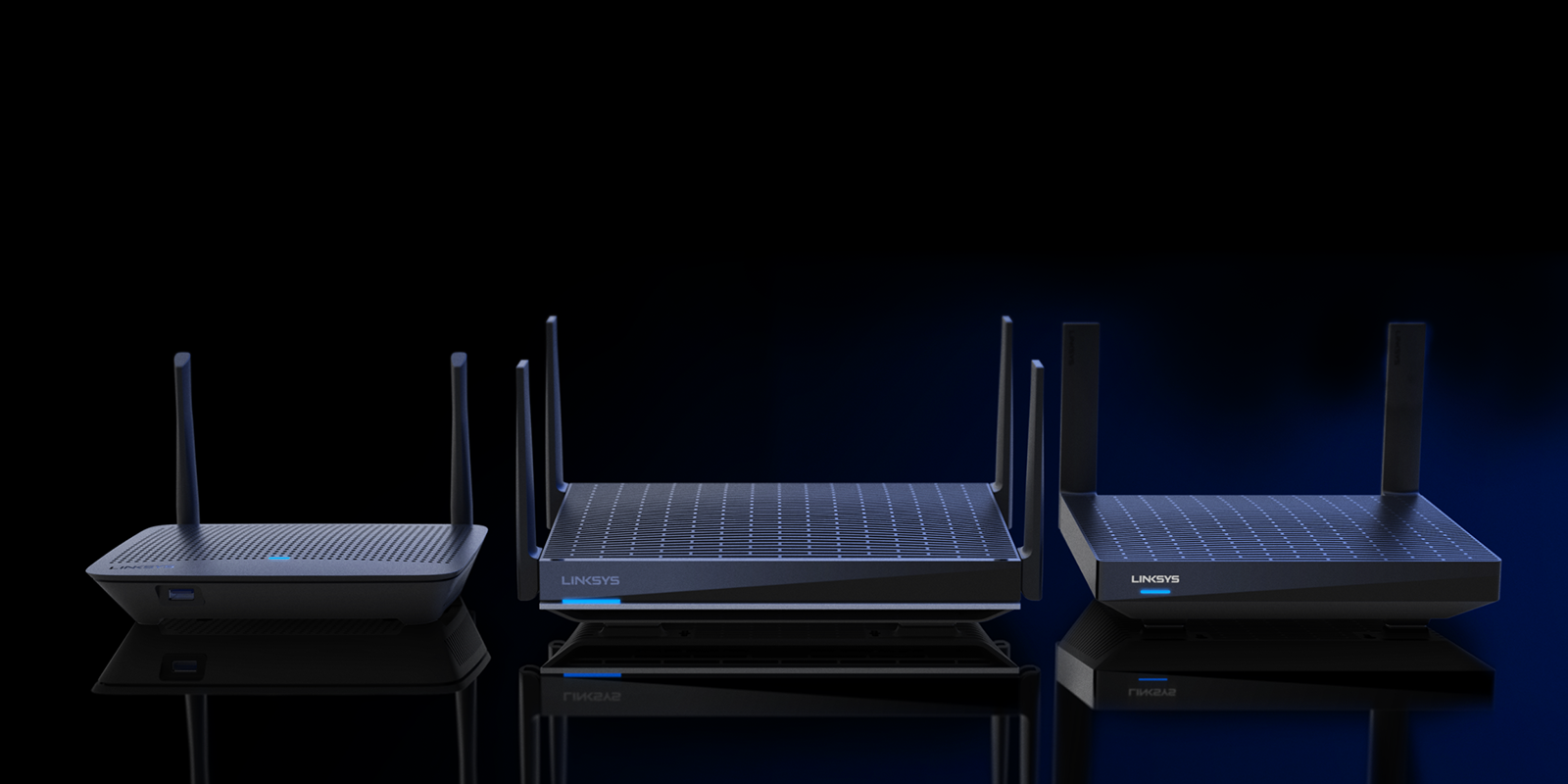 Linksys Intelligent Mesh WiFi Routers