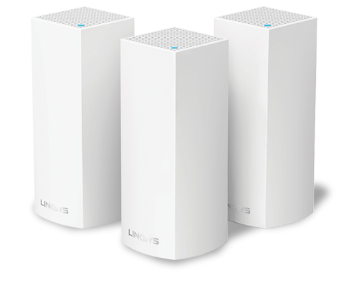 Three Velop Nodes