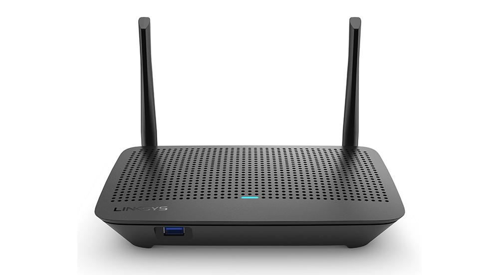 Linksys MAX-STREAM Mesh WiFi 5 Router (MR6350)
