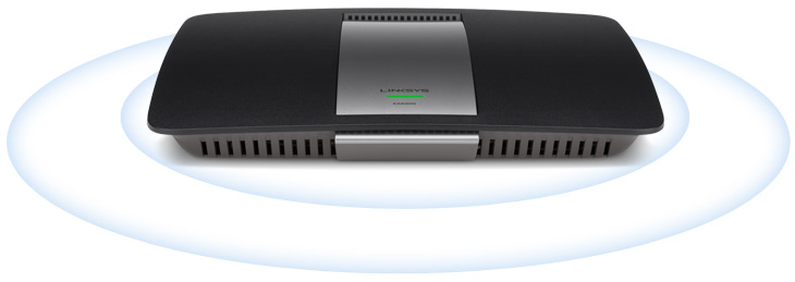 Linksys AC1200 Dual Band Smart Wi-Fi Router