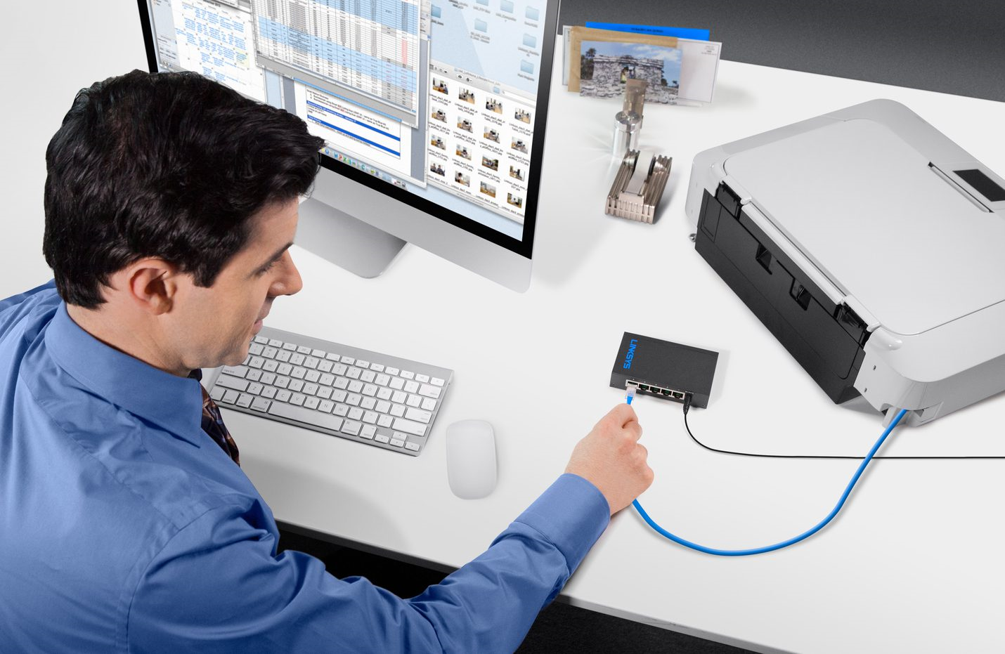Does Your Business Need an Unmanaged Switch, a Smart Switch, or a Managed Switch?