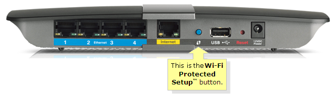 Linksys Official Support Connecting Devices Using Wi Fi Protected Setup Wps On Your Linksys Router
